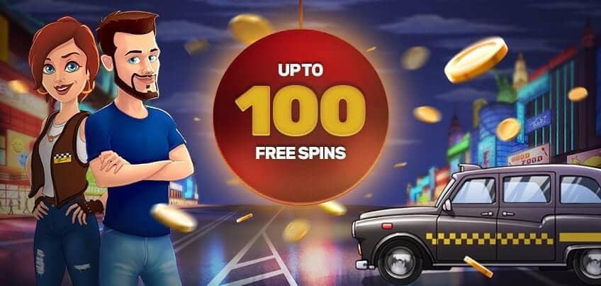 Friday Bonus Spins Offer